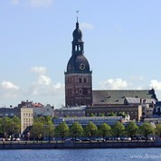 Riga's Dome church
