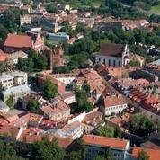 Roofs of Vilnius (photo by Klaudijus Driskius)