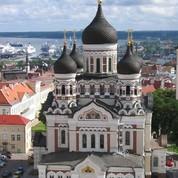 Cathédrale Alexandre Nevski à Tallinn