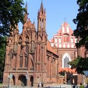 Eglise Sainte Anne à Vilnius
