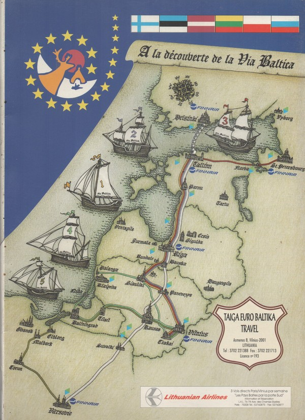 Brochure 1995